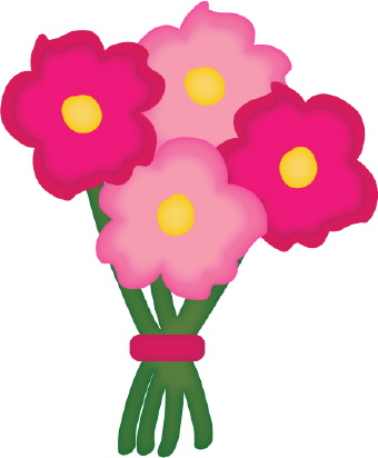 Flower Bouquets on Flower Bouquet Clip Art