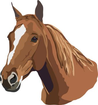 horse clip art clipart of a horseshoe clipart of a house