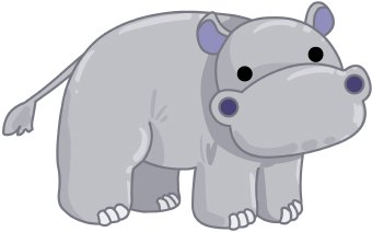 Image Result For Cute Baby Hippo