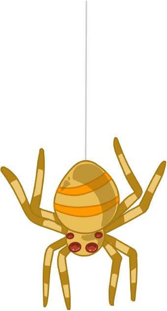 clipart spider - photo #49