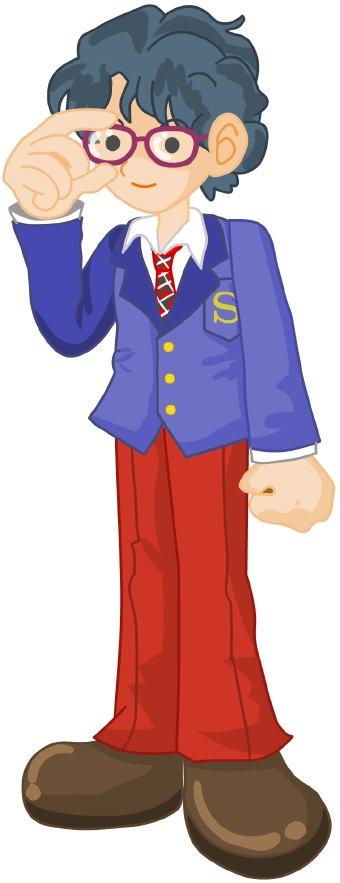 Schoolboy clip artBoy Student Clip Art