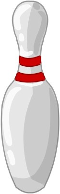 Bowling Pin clip art